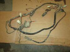 1977 Suzuki GS550 GS 550E 550 wiring harness electrical system loom