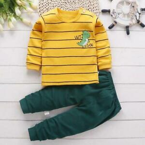 Newborn Kids Baby Boys Gentleman Clothes Romper Tops Pants  2PCS Outfits Set