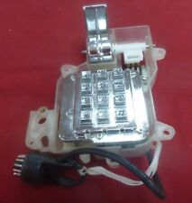 Western Electric Keypad for 31A 32A 32B 32C AT&T Elcotel 5501 Payphone Pay Phone