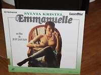 Emmanuelle 1974 LASERDISC VF PAL Sylvia Kristel, Marika Green, Christine Boisson