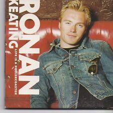 Ronan Keating-Life Is A Rollercoaster cd maxi single cardsleeve