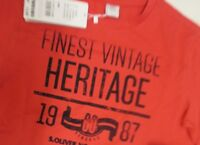 Boys top t-shirt long sleeve S.Oliver age 8 9 10 11 12 13 14 15 16 years vintage