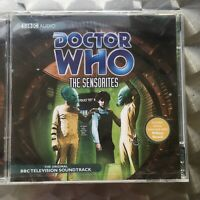 DOCTOR WHO: The Sensorites (BBC Audio book CD, sealed and unplayed)