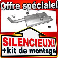 Silencieux Arriere ROVER 75 2.0 2.5 V6 Berline 1999-2005 échappement LMF