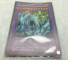 YuGiOh Dragon Master Knight UE02-EN001 Ultra Rare Limited Edition Promo Gem Mint