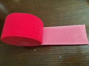 """VELCRO® Brand ONE WRAP® Reusable Strap 2"""" x 3' ( 1 Yard )  in 10 Colors   ."""