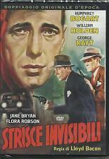 Strisce invisibili (1939) DVD