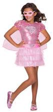 Morris Costumes Girls Short Sleeve Supergirl Superhero Costume 2-3T. RU610751TD