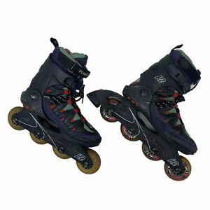 K2 Softboot Inline Skates Women's Size 8.0 Roller Blades Skating