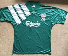 Liverpool fc retro away shirt  1992-93 season please see photos for condition