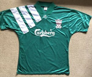 Liverpool fc retro away shirt  1992-93 season please see photos for condition