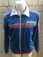 Retro Adidas Jacket M TRACK TOP Men's Casuals Blue