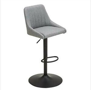 Kenton Bar Stool Grey