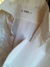 YVES SAINT LAURENT SHIRT RIVE GAUCHE VINTAGE EVENING TUXEDO WHITE SHIRT