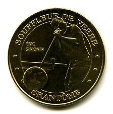 24 BRANTOME Souffleur de verre, 2010, Monnaie de Paris