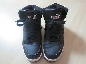Schuhe, Winterschuhe, gefüttert, Puma, Gr. 40