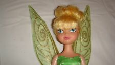 Disney Fairies Fashion Doll VIDIA Jakks Tinker Bell Fairy 2010 with Wings