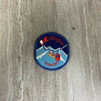 Vintage Killington Ski Patch ~ Killington Vermont ~ Blue VT