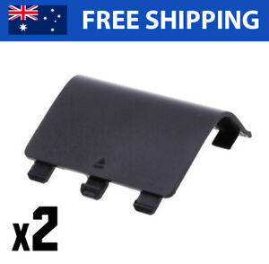 2 x Xbox One Battery Cover for Black Wireless Controller
