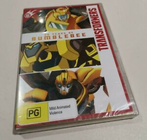 TRANSFORMERS 30 YEARS OF BUMBLEBEE DVD NEW SEALED Region 4