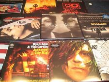 RYAN ADAMS  & THE CARDINALS COLLECTION ORIGINAL LOST HIGHWAY RECORDS 28 LP SET
