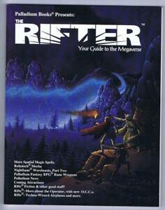 The Rifter: #5 - Guide to the Megaverse (Rift RPG 1999 Palladium Books #105)