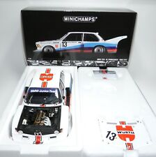BMW 320i Gr5 E21 DRM 1977 Junior-Team Würth Winkelhock Minichamps 180772113 1:18