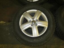 """Original VW T5 GP Multivan Aluradsatz 17"""" mit Reifen A12114 7h0601025h"""