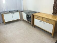 ikea varde freestanding kitchen three units delivery available