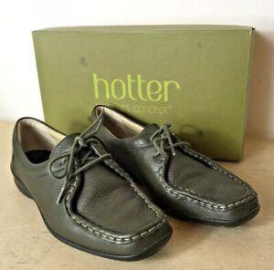 Hotter Vana / Vanax Loren Green Women's Shoes Size: 7 (UK) 41 (EUR) 9 (USA) VGC