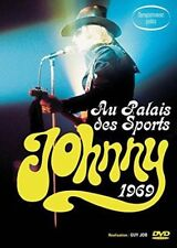 "DVD ""Johnny Hallyday : Palais des Sports (1969)""  NEUF SOUS BLISTER"
