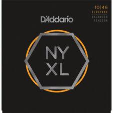 D'Addario NYXL1046BT  Balanced Tension Guitar Strings 10-46