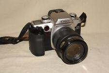 CANON EOS ELAN II 35mm CAMERA W/ EF 35-105mm 1:3.5-4.5 LENS 8159