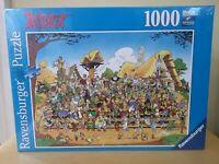 NEW Ravensburger Asterix Family Portrait Photo 1000 Pieces Jigsaw Puzzle (15434)