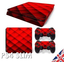 PlayStation 4 Slim Video Game Decals for Console
