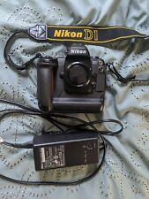 Nikon D1 2.7MP Digital SLR Camera (Body Only) w/Strap, Battery and Charger