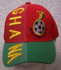 Embroidered Baseball Cap Soccer International Ghana Football Club NEW