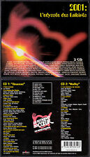 2 CD 18T + MEDLEY L'ODYSSÉE DES ENFOIRÉS 2001 ALIZEE/BRUEL/GOLDMAN/ZAZIE/ELSA