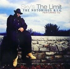 Notorious B.I.G. Sky's the limit (1998, feat. 112) [Maxi-CD]