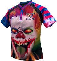 Olorun Cirque De Monstres Home S/S Rugby Shirt S-7XL