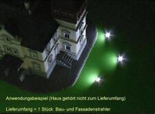 S055 LED Flutlichtstrahler Bau- und Fassadenstrahler Flutlicht Strahler 12-16V=