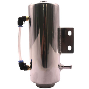 500ML Aluminum Overflow Coolant Tank Reservoir Cooling Can Radiator Water Catch