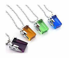 4pcs Sword Art Online SAO Crystal Stone Pendant Necklaces Charm... Free Shipping