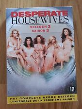 Coffret DVD Desperate housewives Saison 3