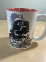 "Star Wars Darth Vader ""Now I Am the Master"" Coffee Mug from Zak!"