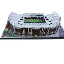 3D Manchester United Replica Old Trafford Football Stadium - 160 Pieces Puzzle