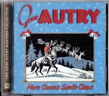 GENE AUTRY - HERE COMES SANTA CLAUS        CD  1999  VARESE SARABANDE
