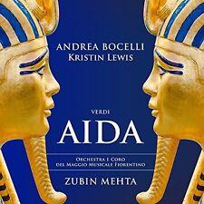 Andrea Bocelli - Aida [New CD] Italy - Import