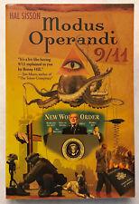 *NEW* FIRST EDITION  Modus Operandi 9/11 by Hall Sisson