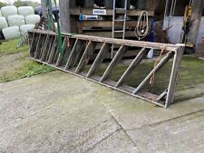 More details for cattle feed barriers 15ft